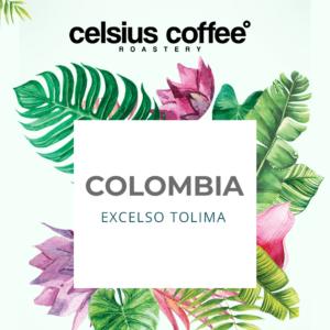 Kolombiya Excelso Tolima Filtre Kahve