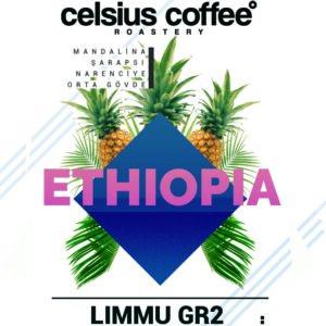Etiyopya Limmu Filtre Kahve