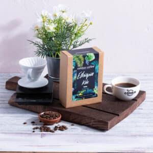 Etiyopya Koke Natural Filtre Kahve