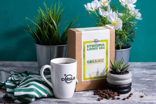 Etiyopya Limmu Organik Kahve