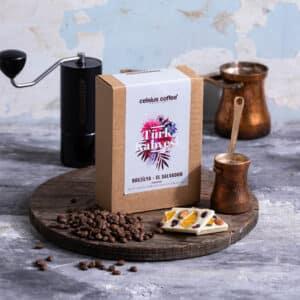 Nitelikli Türk Kahvesi Harmanı