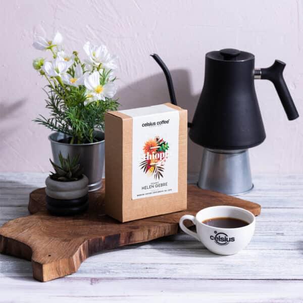 etiyopya helen gebre filtre kahve