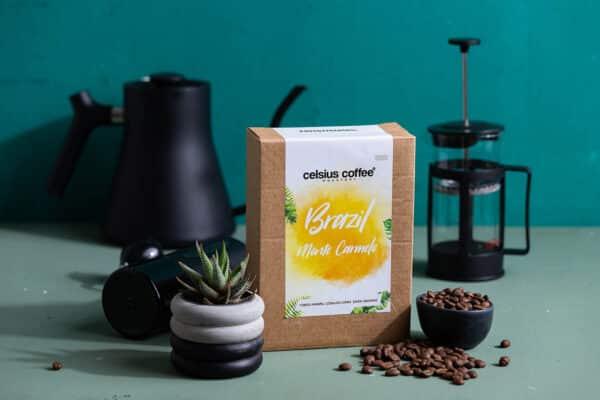 brezilya monte carmelo filtre kahve