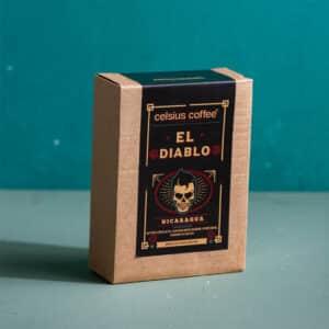 Nicaragua El Diablo Filtre Kahve