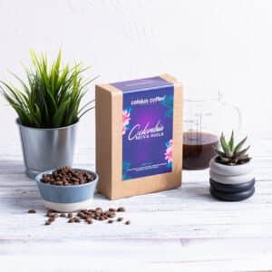 Kolombiya Huila Filtre Kahve