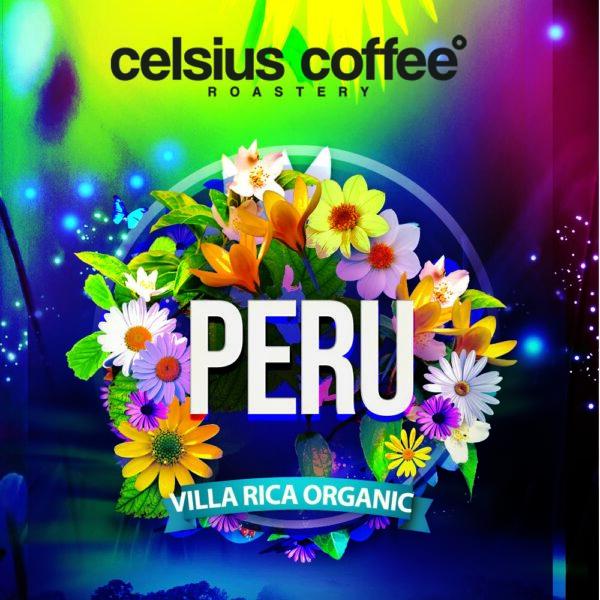 Peru Villa Rica Organik Kahve