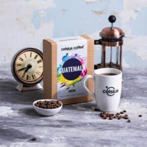 Guatemala Fuego Filtre Kahve