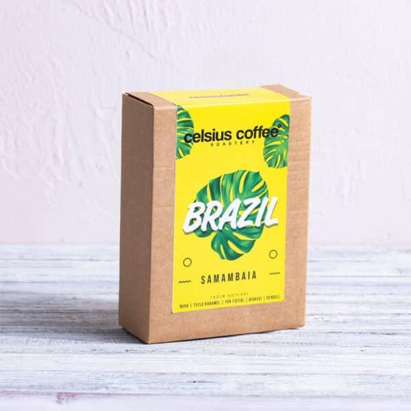 Brezilya Samambaia Filtre Kahve