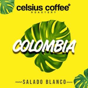 Kolombiya Salado Blanco Filtre Kahve