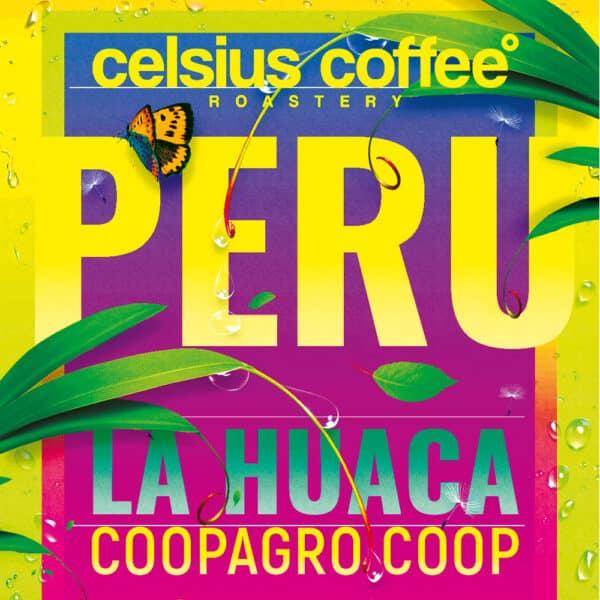 Peru La Huaca Filtre Kahve