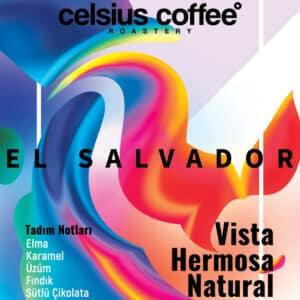 El Salvador Vista Hermosa Natural Filtre Kahve