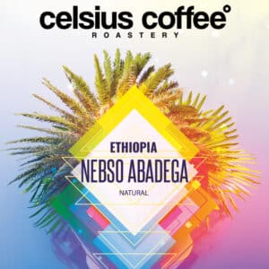 Etiyopya Nebso Abadega Natural Filtre Kahve