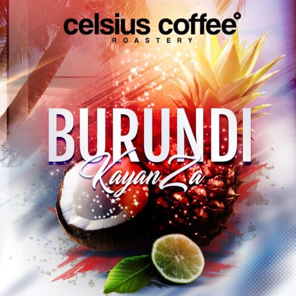 Burundi Kayanza Filtre Kahve