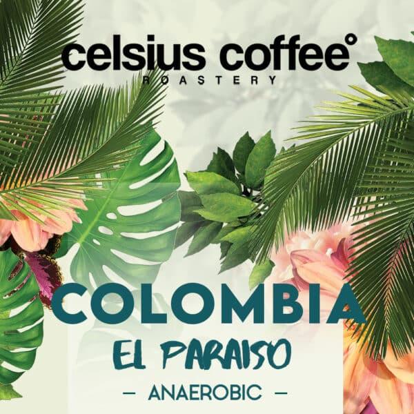 Colombia El Paraiso Anaerobic
