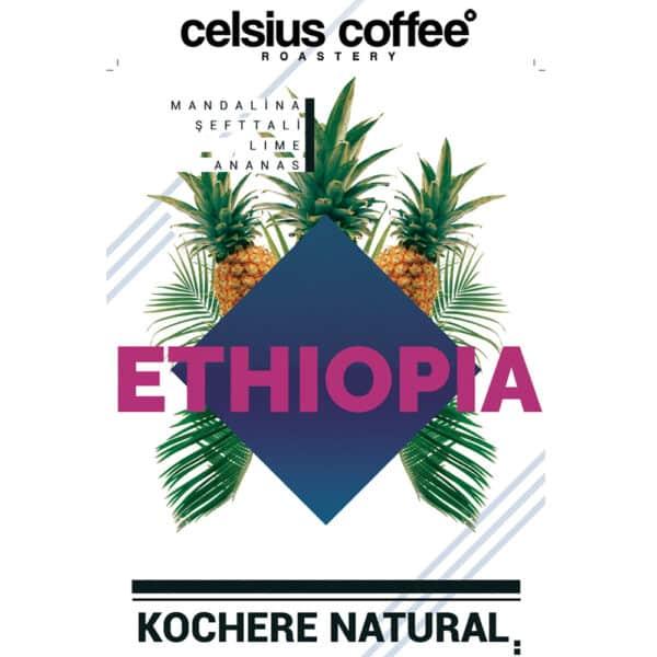 etiyopya adado natural filtre kahve