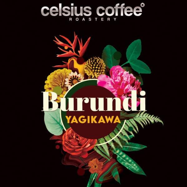 Burundi Yagikawa Filtre Kahve