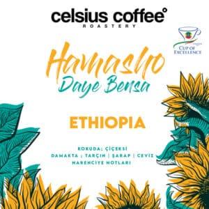 Etiyopya Hamasho Daye Bensa – Filtre Kahve